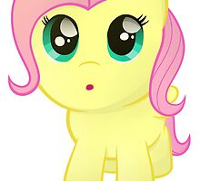 Little Chubby Fluttershy by ReplayTheMaster