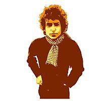 Bob Dylan Blonde on Blonde Photographic Print