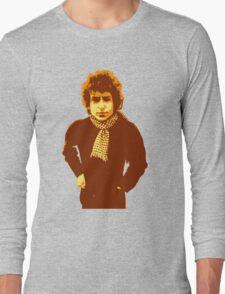Bob Dylan Blonde on Blonde Long Sleeve T-Shirt