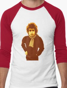 Bob Dylan Blonde on Blonde Men's Baseball ¾ T-Shirt