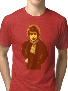 Bob Dylan Blonde on Blonde Tri-blend T-Shirt