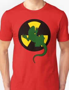 Radioactive Gecko - Funny Design T-Shirt
