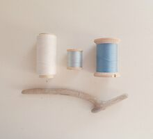 driftwood and thread by messybedstudio