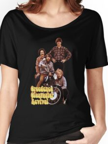 CCR Creedence Clearwater Revival T-Shirt Women's Relaxed Fit T-Shirt