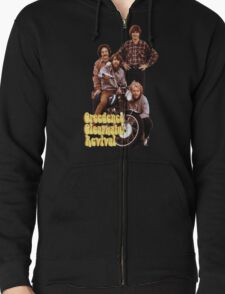CCR Creedence Clearwater Revival T-Shirt Zipped Hoodie