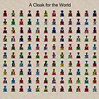 A Cloak For The World by Anna Chromy