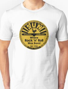 Sun Records T-Shirt T-Shirt