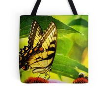 Dining With A Friend Tote Bag