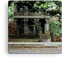 New Orleans 1996 Canvas Print