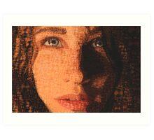 Self-Portrait: Revisited Art Print