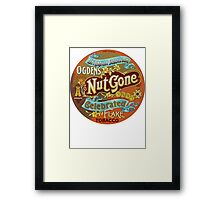 TheSmall Faces T-Shirt Framed Print