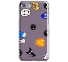 The Great Hayao Miyazaki iPhone Case/Skin