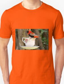 """Please join me for high tea?"" Unisex T-Shirt"