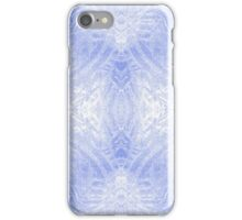 Wild Hearts - Blue iPhone Case/Skin