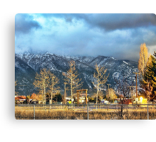 It's Beginning to Look a lot Like... Canvas Print