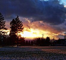 Cold Sunset by rocamiadesign