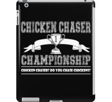 Fable - Chicken Chaser Championship iPad Case/Skin