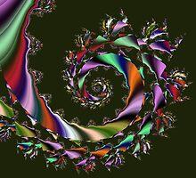 Dragon's Breath Spiral  (UF0036) by barrowda