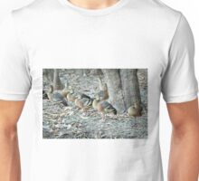 plumed whistling-ducks Unisex T-Shirt
