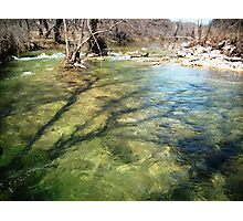 River of Peace Photographic Print