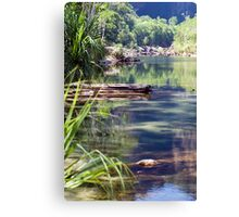 Still Waters - Kakadu, Northern Territory Canvas Print