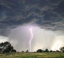'Dark Clouds' by Dave Ellem
