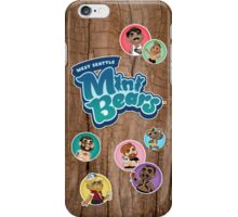 West Seattle Mini Bears (iPhone Cases) iPhone Case/Skin