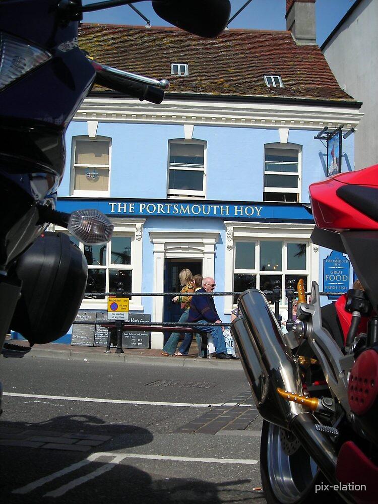 Portsmouth Hoy, Poole by pix-elation
