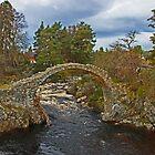 Carr bridge by Alan Findlater