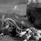 Indian Tea by Catalina Negoita