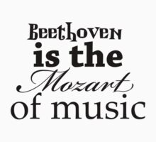 Beethoven or Mozart? by bd0m