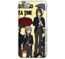Presenting The Houkago Tea Time iPhone Case/Skin
