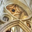 Wells Cathedral, Wells, UK by Kim Slater