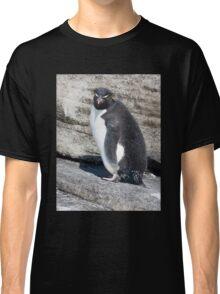Curious Rockhopper Classic T-Shirt