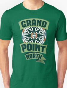 GRAND POINT NORTH GPN Music and arts festival  Unisex T-Shirt