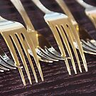 Fork Tines by Robert Armendariz