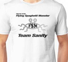 Church of the Flying Spaghetti Monster - black Unisex T-Shirt