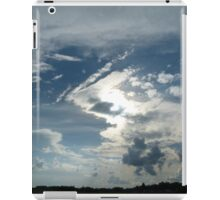 Weird and Wacky Clouds iPad Case/Skin