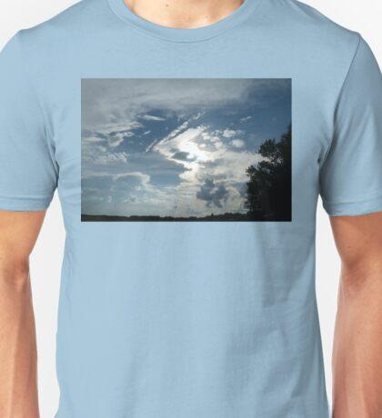 Weird and Wacky Clouds Unisex T-Shirt