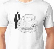 swarve dude swarve car Unisex T-Shirt