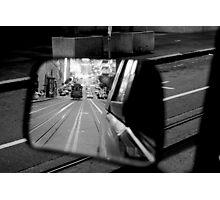 san francisco trolley Photographic Print