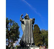 Gregorius of Nin - Croatian Hero Photographic Print