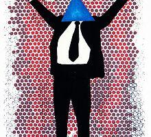 Triangle Man by samserif