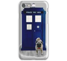 Dogtor Who iPhone Case/Skin