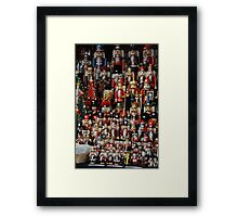 Christmas Toys 2010 Framed Print