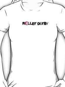 Roller Derby (black) T-Shirt