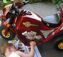 Where is the engine Daddy by myraj
