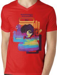 Codex Mens V-Neck T-Shirt