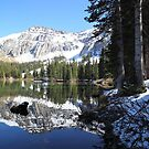 Alta Lakes by Eric Glaser