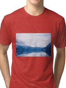 blue alaska Tri-blend T-Shirt